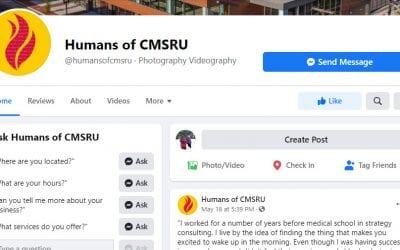 Humans of CMSRU Story Dr. Elyce Cardonick, MD